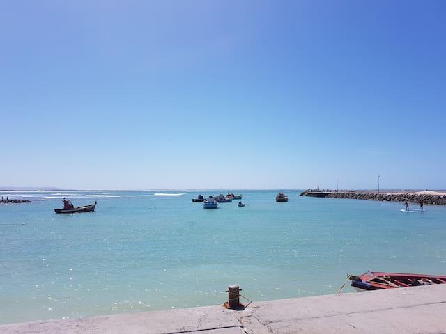 Struis bay harbour