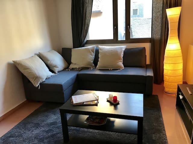 Appartement spacieux centre d'Andorre