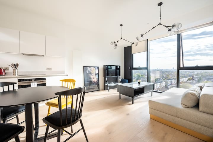 Stunning Apartment with Glorious Views (HH1 II)