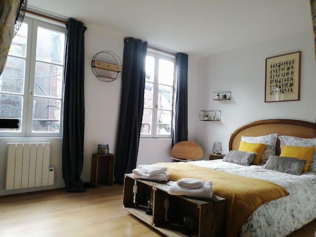 Appartement de charme dans le centre historique