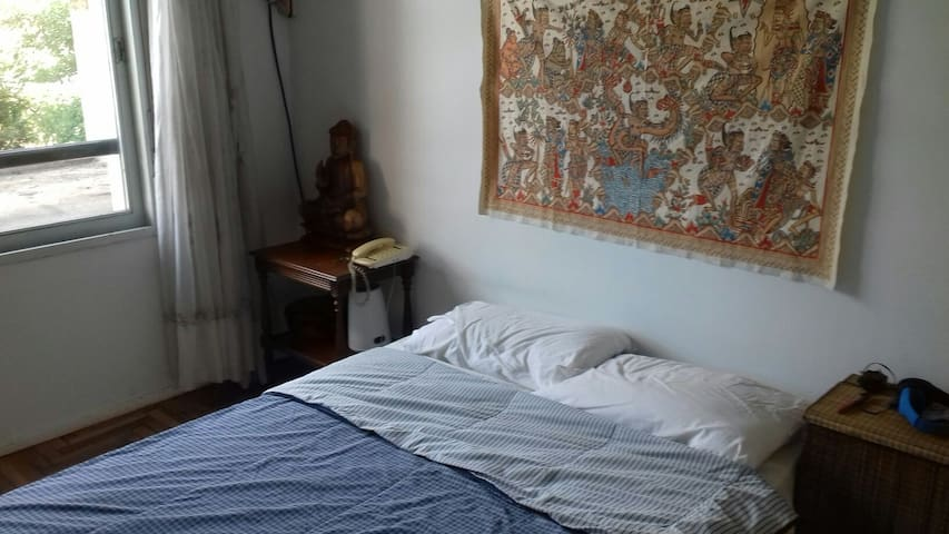 Comfortable bedroom in San Isidro - San Isidro - Wohnung