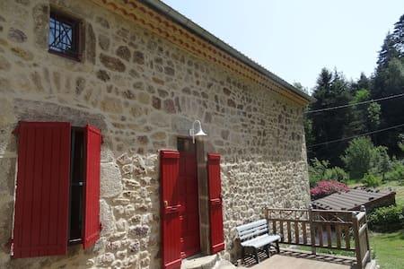 Gîte parc naturel du Pilat - Thélis-la-Combe
