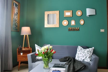 La Sariandola apartment, free wifi & parking