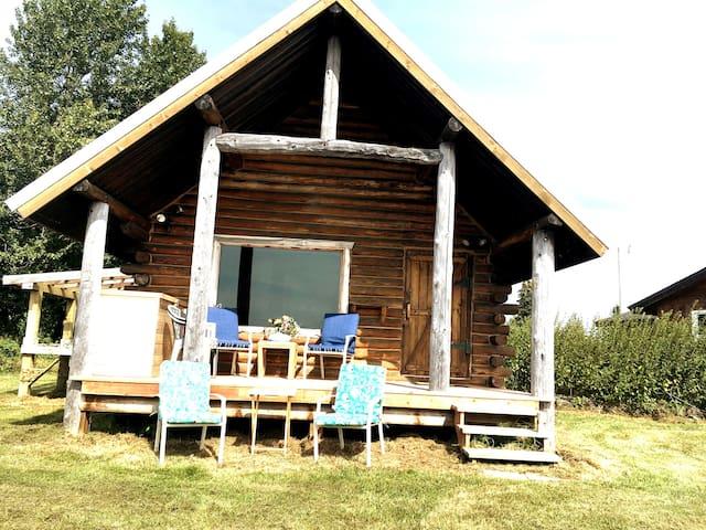 Cabin w/ Beach & Mountain View