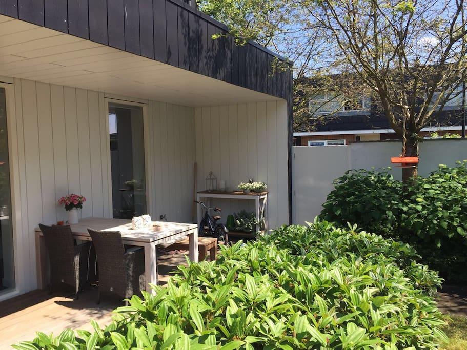 Zitje veranda