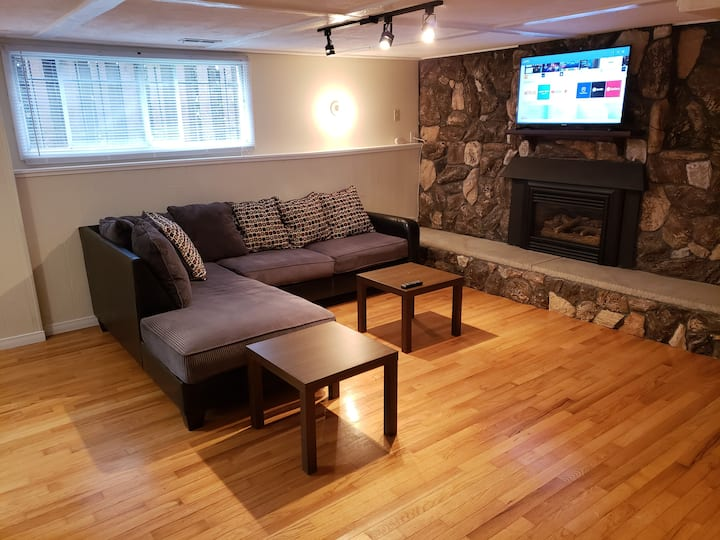 Private Basement Apartment  in White Oaks/ London