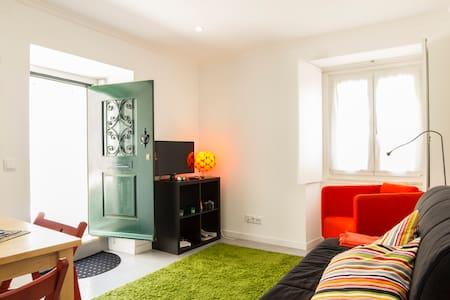 Santa Clara´s House - picturesque and cozy - Lisboa - Lägenhet