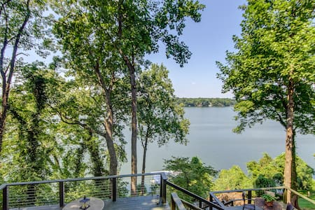 GORGEOUS LAKE HOUSE OLD HICKORY LAKE by Nashville - Green Hill - 独立屋