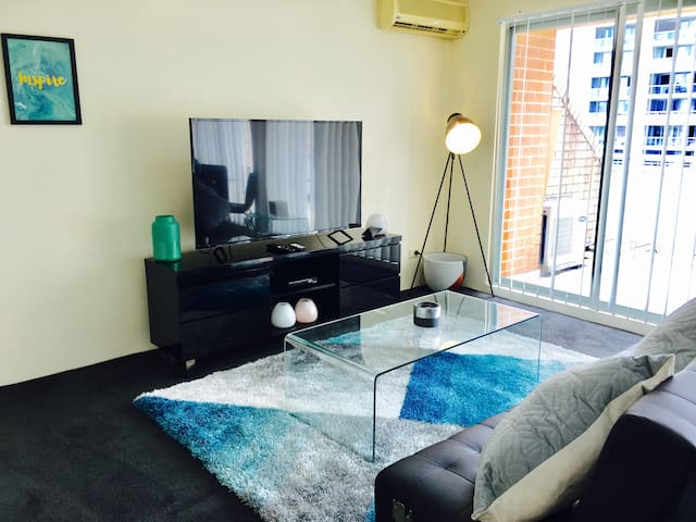 Darling Harbour | Pyrmont | 1 Bed 1 Bath STAR CITY - Пирмонт - Квартира