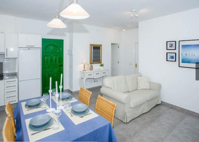 Apartamento céntrico Playa Blanca - Playa Blanca - Appartement
