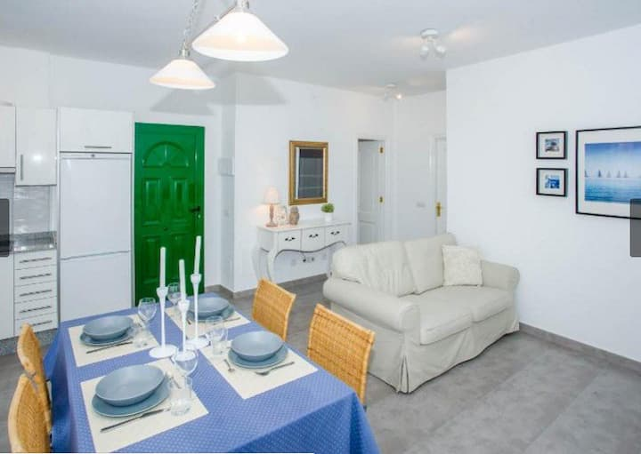 Apartamento céntrico Playa Blanca