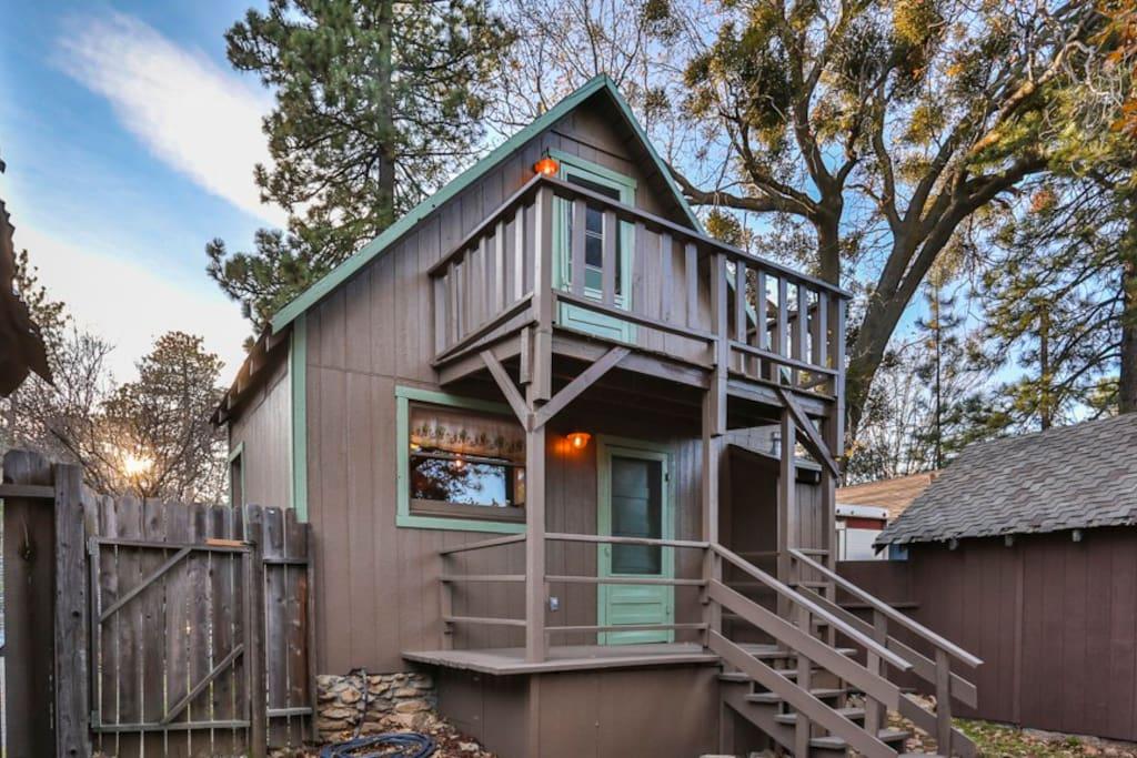 cozy vintage cabin cabins for rent in crestline