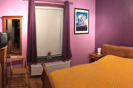 Belle chambre privée à Thuin - Gozée