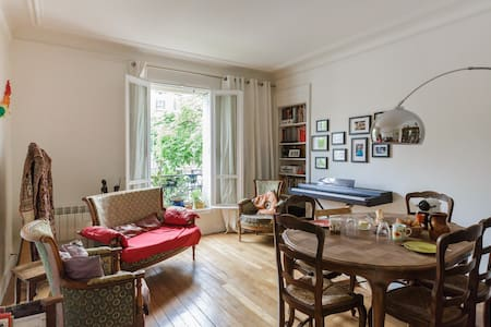 Family Stay in Paris Latin Quarter - Paris - Bed & Breakfast