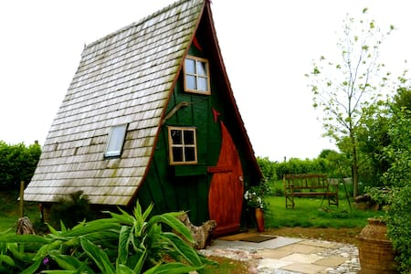 Jack Sparrow House,  Cornwall - Helston - Cabin