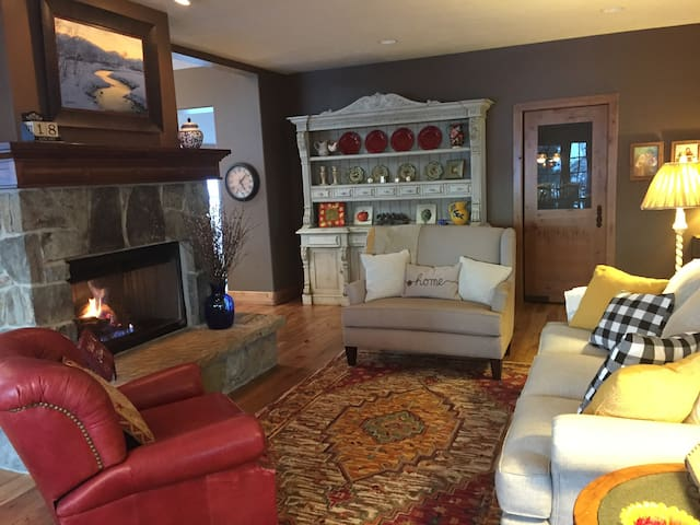 Beautiful Midway Home, 15 min. from Park City - Midway - Rumah