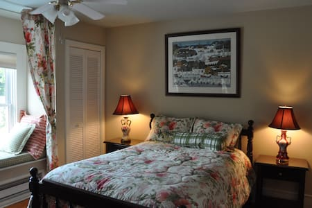 Cartwright House Bed and Breakfast Guest Room #3 - Oriental - Bed & Breakfast
