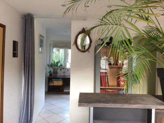 Maison atypique