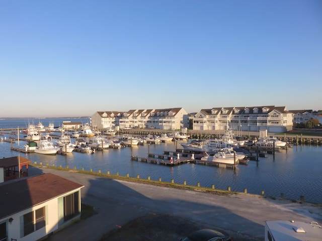 Bethany Beach- Townhouse at the Indian River Inlet
