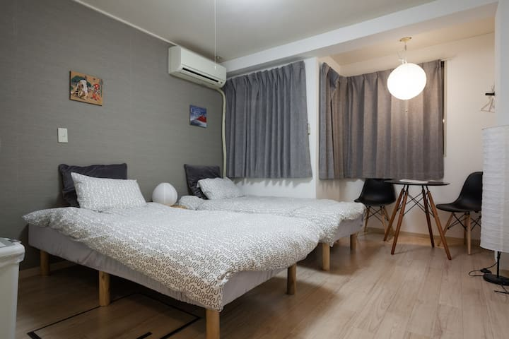 YOUR HOME in HEART of Shimokitazawa - Setagaya - Apartamento
