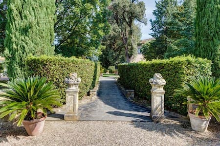Villa on the Chianti Hills - just outside Florence - Firenze