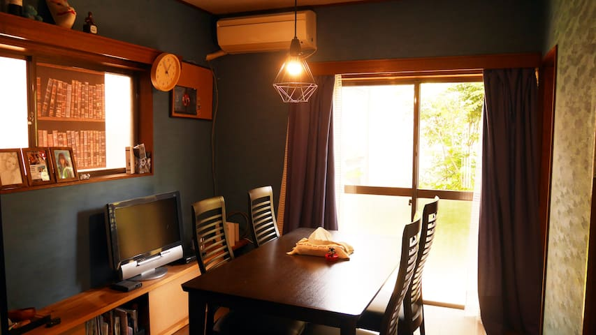 GifuCity Traditional Japanese House × private room