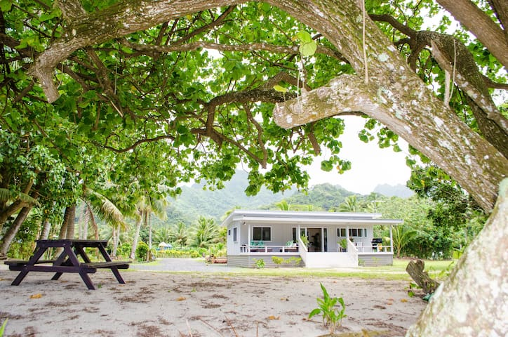 Tumutoa Beach House at Turtle Sanctuary