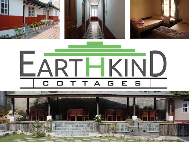 The Earth Kind Cottages