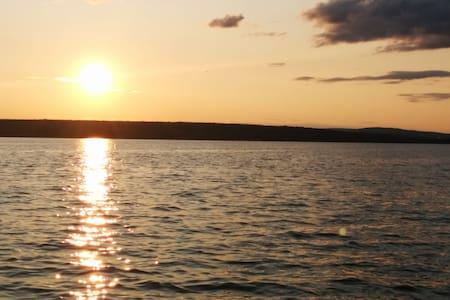 Condo Lac Aylmer - Beaulac-Garthby - Alpehytte