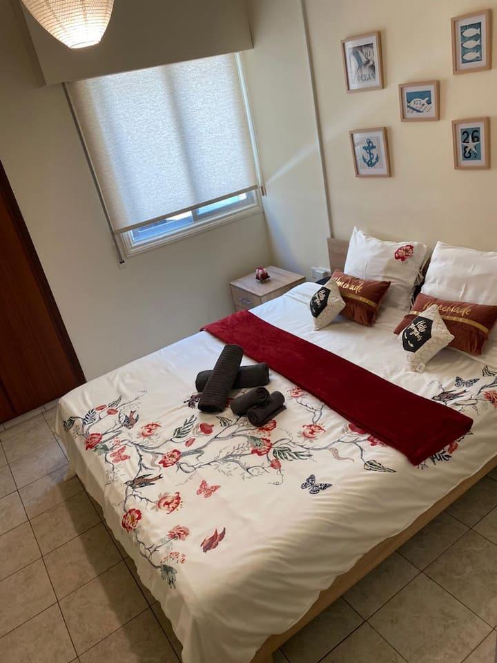 City Comfortable Apartment