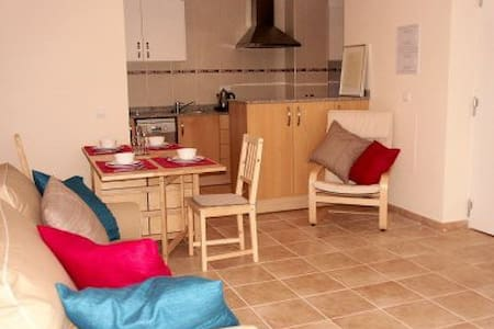 Modern light apartment with stunning views, La Sella Golf Resort. - Muntanya de la Sella