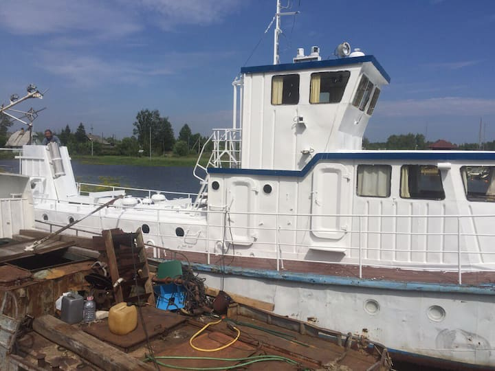 Сдадим судно 24 метра длинна