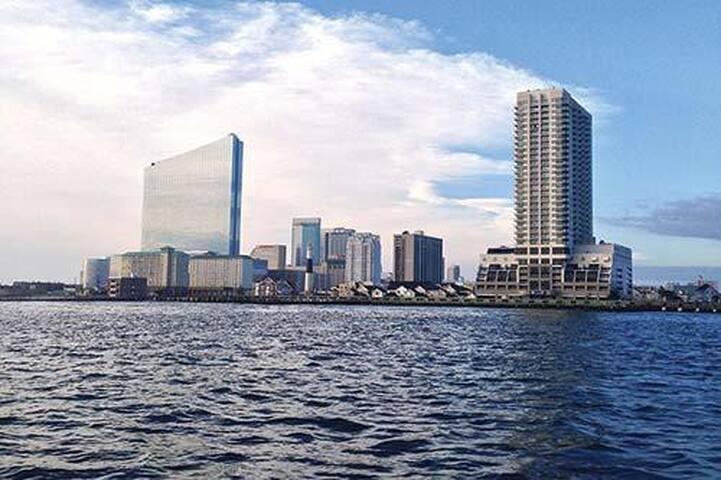 Atlantic City: FantaSea Resort, 1 bedroom