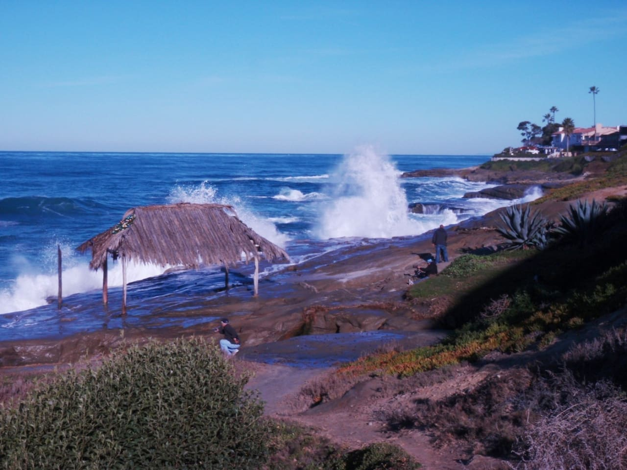 Wind and Sea Beach