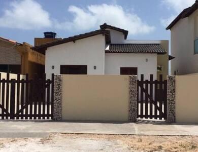 Casa de praia com piscina 100m Praia Atalaia