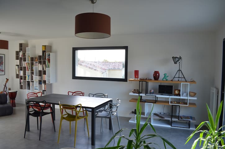 chambre privée idéalement située - Montfa - Talo