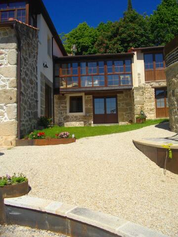 Apartamento en plena Ribeira Sacra - Terra de Lemos - Complexo de Casas