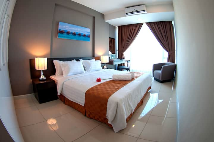 Deluxe Suite Room (Apartment)