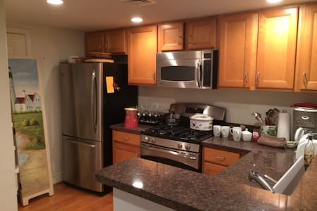 Cozy Studio 2 blocks from the Inner Harbor! - Baltimore - Kondominium