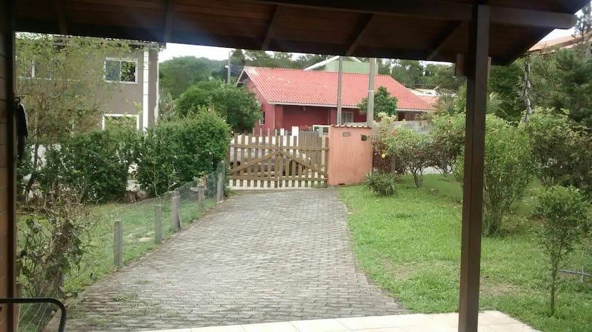 Casa aconchegante Floripa - Florianópolis