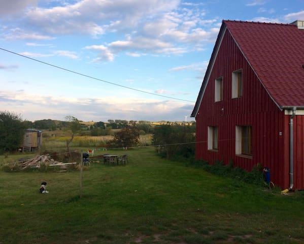 Freistehendes Haus mit tollem Landschaftsblick