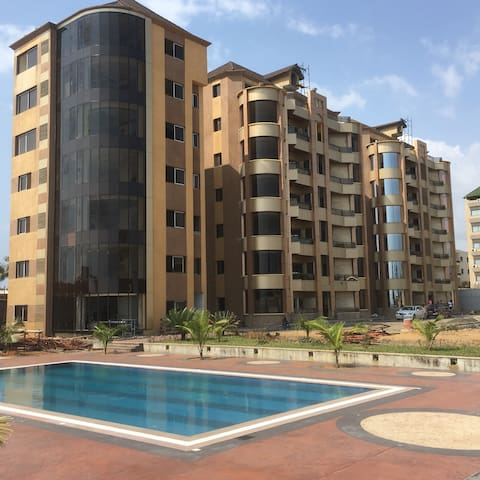 Liberia's Best Apartment and next to the Ocean