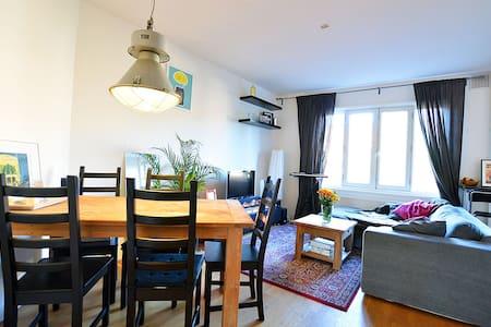Romantic 2 bedroom apartment close to Vondelpark - Amsterdam - Apartment