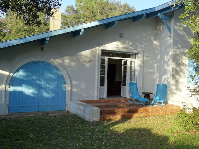 Villa de 65 m² située entre océan et lac marin - Soorts-Hossegor - Hus