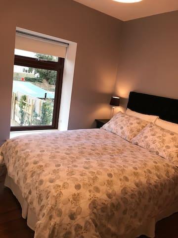 Garden Bedroom - Double Bed