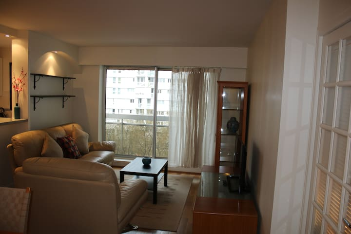 2 chambres moderne de 68 m2 (14e, proche Ligne 13) - Paris - Wohnung