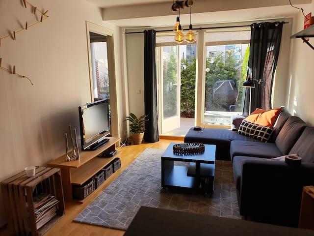 Koselig leilighet