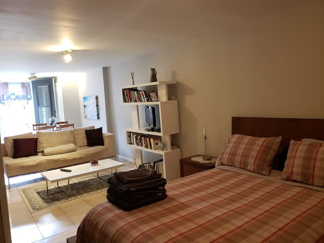 Comfy Apartment in the Heart of Little Italy