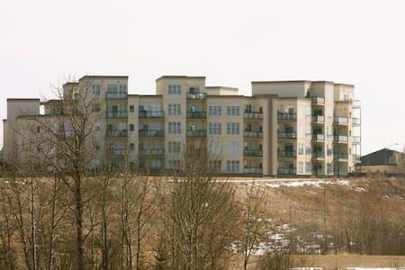 Fort Saskatchewan's Finest Condo Living on river