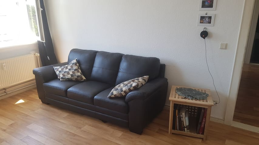 Couch, Living room
